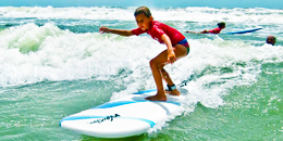 learn to surf camp padre island corpus christi texas