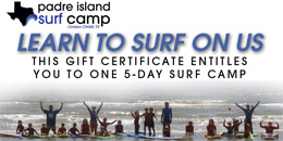 surf Camps Gift Card